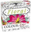Tactic-Colour-In-Puzzle-Floral-1000-stukjes