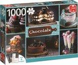 Jumbo-legpuzzel-Chocolade-met-zes-recepten-1000-stukjes