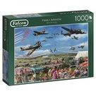 Jumbo-Falcon-legpuzzel-Family-Airshow-1000-stukjes