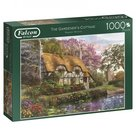 Jumbo-Falcon-legpuzzel-The-Gardeners-Cottage-1000-stukjes
