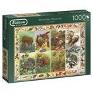 Jumbo-Falcon-legpuzzel-Seasonal-Wildlife-1000-stukjes
