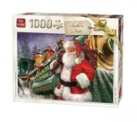 King-legpuzzel-Santa-Train-1000-Stukjes