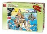 King-legpuzzel-Rocking-Stones-1000-stukjes