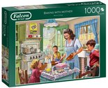 Falcon-Legpuzzel-Baking-with-Mother-1000-stukjes