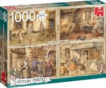 Jumbo-Anton-Pieck-Bakers-from-the-19th-century-1000-stukjes