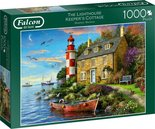 Falcon-legpuzzel-The-Lighthouse-Keepers-Cottage-1000-stukjes
