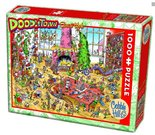 Cobble-Hill-legpuzzel-Doodletown-Elves-at-Work-1000-stukjes