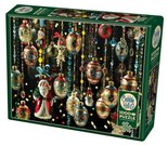 Cobble-Hill-Legpuzzel-Christmas-Ornaments-1000-stukjes