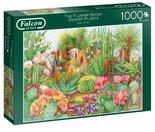 Jumbo-legpuzzel-Falcon-Flower-Show-Desert-Plants-1000-stukjes