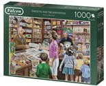 Jumbo-legpuzzel-Falcon-Sweets-and-Newspapers-1000-stukjes