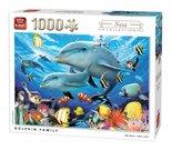 King-Legpuzzel-Dolfijnen-1000-Stukjes