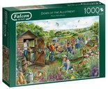 Falcon-legpuzzel-Down-at-the-Allotment-1000-stukjes