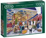 Falcon-legpuzzel-Coming-Home-for-Christmas-1000-stukjes