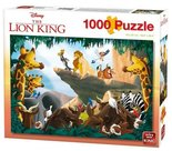 King-legpuzzel-Disney-The-Lion-King-1000-stukjes