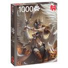 Jumbo-legpuzzel-Engelenkrijger-1000-stukjes