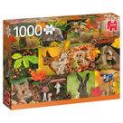 Jumbo-legpuzzel-Herfst-1000-stukjes
