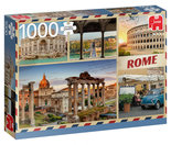 Jumbo-legpuzzel-Greetings-from-Rome-1000-stukjes