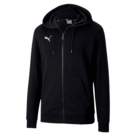 Puma-team-goal-23-casuals-hooded-jacket-zwart-65670803