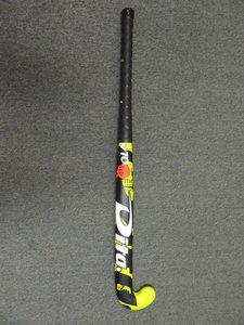 Dita stick Terra V10 midi lengte 31 34  geel zwart junior 1110008
