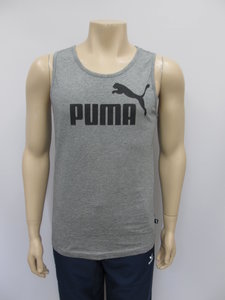 Puma essentials tank heren grijs 85174203