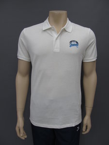 Jack en Jones jorludvig polo ss off white 12158356