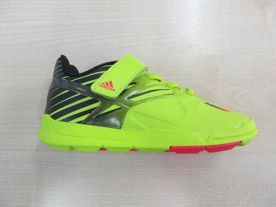 Adidas messi el infant groen zwart rood af4052