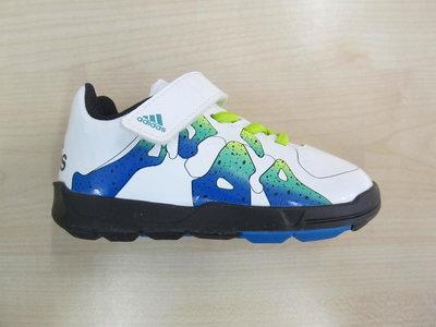 Adidas fb x infant wit blauw groen zwart af3907