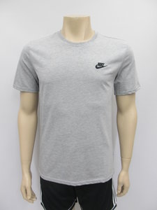 Nike sportswear t shirt grijs 827021068