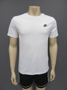 Nike sportswear t shirt wit 827021100