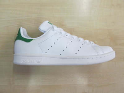 Adidas stan smith wit groen b24105