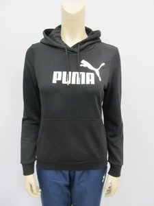 Puma essentials hoody dames zwart 85179501