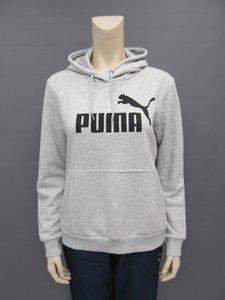 Puma essentials hoody dames grijs 85179504