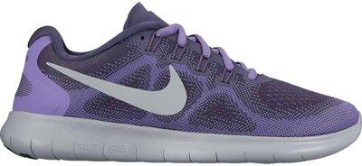 Nike Hardloopschoenen Free RN 2 dames paars