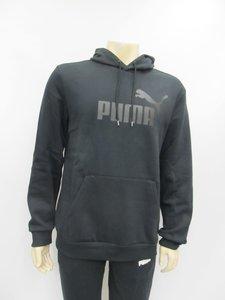 Puma ess hoody fl zwart 85242201