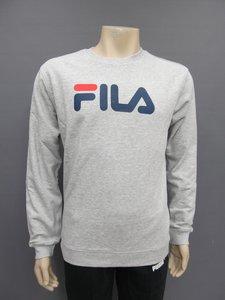 Fila classic pure crew sweater grijs 681091b13