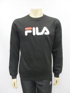 Fila classic pure crew sweater zwart 681091002
