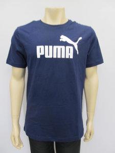 Puma essentials tee peacoat 85174006