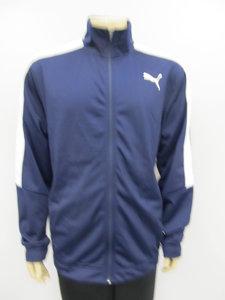 Puma classic tricot trainingsjack navy 59484006