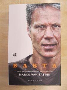 Boek Marco van Basten Basta
