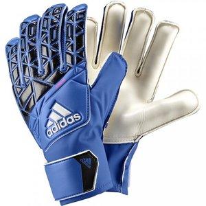 Adidas keepershandschoenen ace junior blauw zwart wit AZ3677