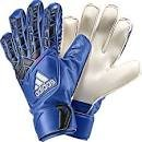 Adidas ace fingersave junior blauw keepershandschoenen AZ3681