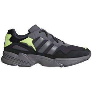 Adidas yung 96 carbon grey four signal yellow F97180