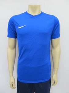 Nike park Vl ss sportshirt junior blauw 725984463