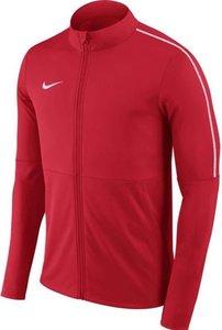 Nike park 18 trainingsjack junior rood wit AA2071657