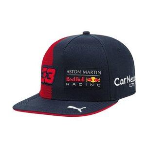 Puma Red Bull Racing Max Verstappen 2020 flatbrim cap junior 02261501