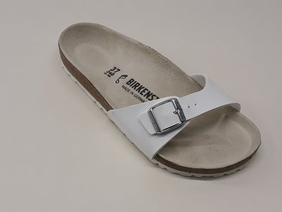 Birkenstock Madrid wit