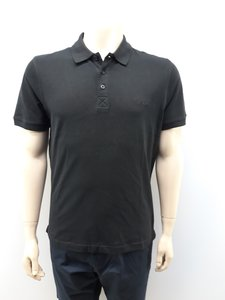Pierre Cardin basic polo heren zwart