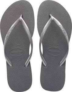 Havaianas slim dames slippers grijs