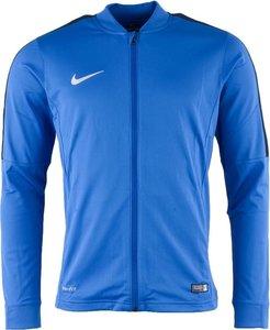 Nike dry academy trainingsjack blauw 808757463
