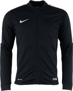 Nike dry academy trainingsjack zwart 808757010
